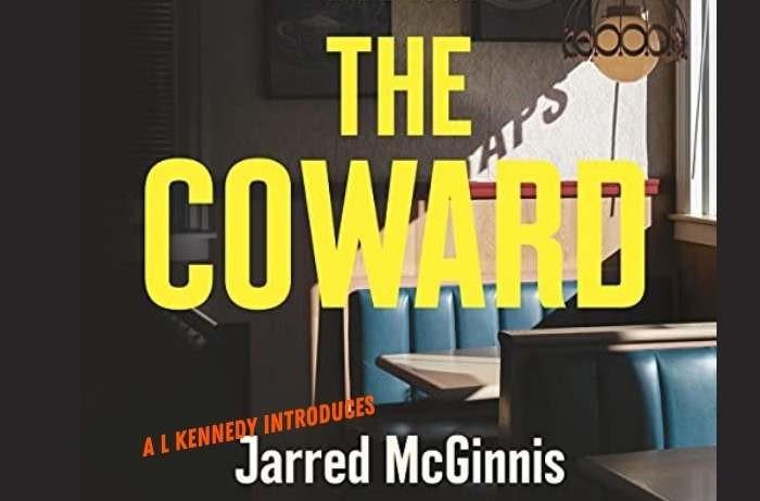 The Coward: Jarred McGinnis explores his debut with A L Kennedy, with Jarred McGinnis & A L Kennedy