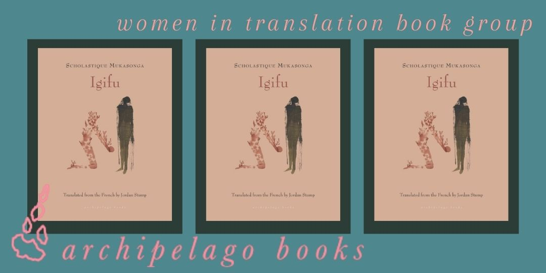 image for event: Women in Translation Book Group: IGIFU