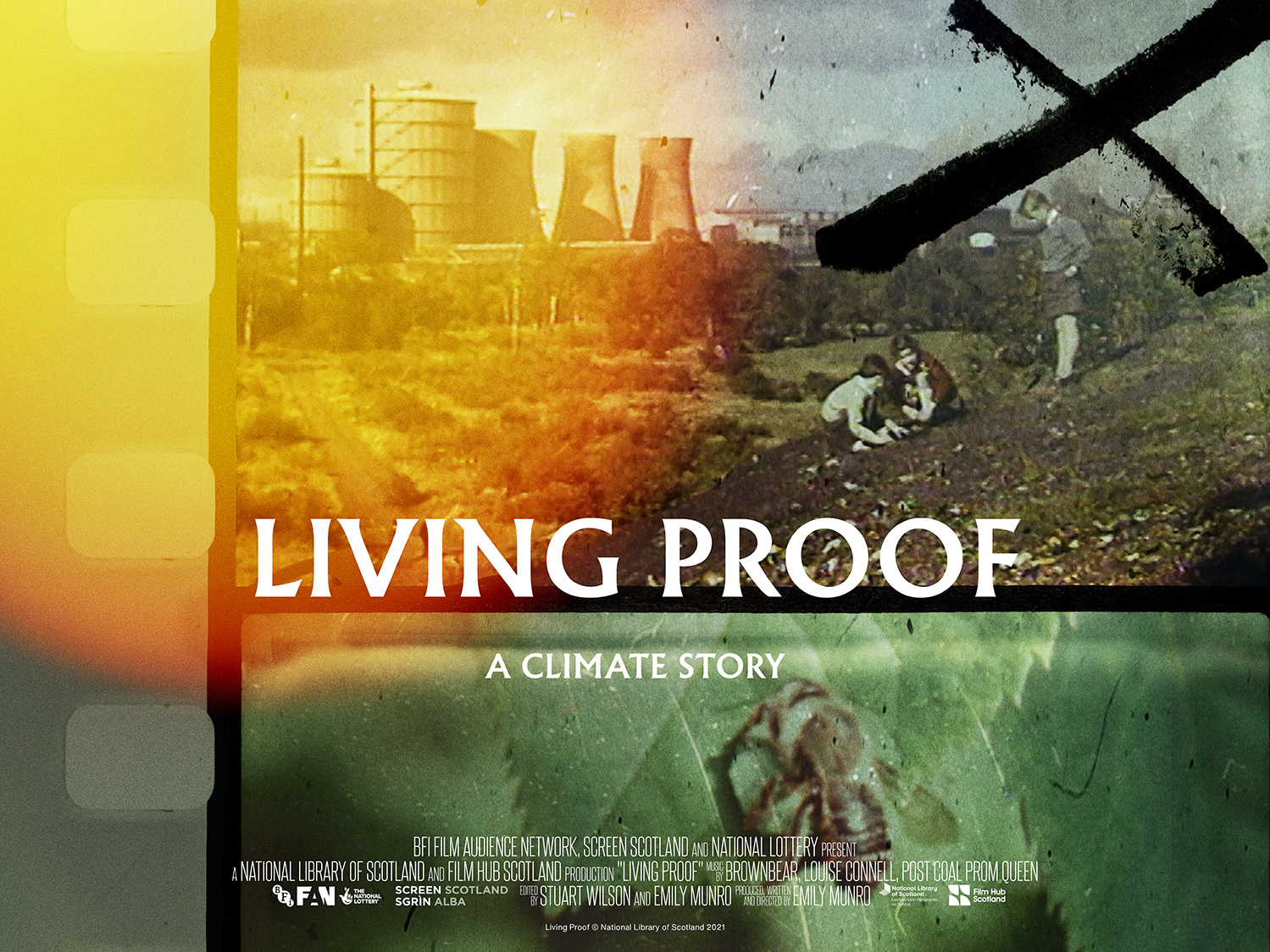 Film poster for Living Proof