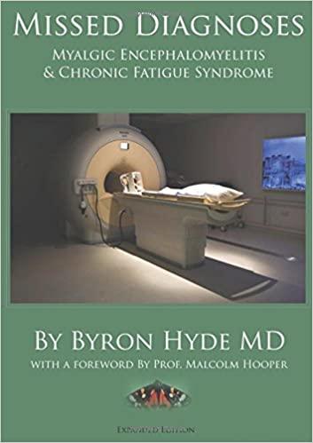 Image for Missed Diagnoses Myalgic Encephalomyelitis & Chronic Fatigue Syndrome Second Edition