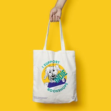 Cover for: 'I Support Indie Bookshops' Bag