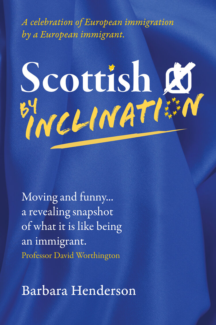 Cover for: Scottish By Inclination