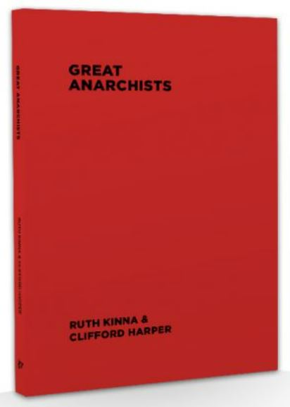 Cover for: Great Anarchists